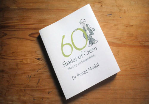 Book Design : 60 Shades Of Green
