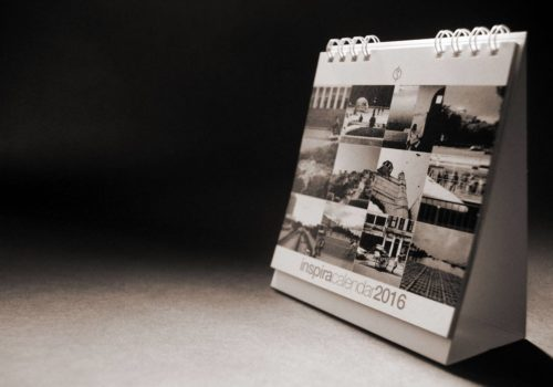 Calendar Design : Studio Inspira 2016