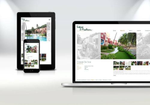 Website : Kishore Pradhan Landscape + Architecture