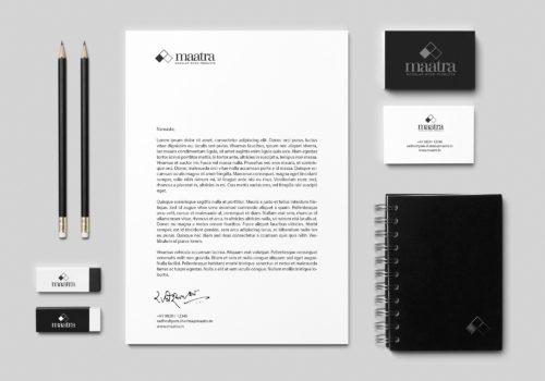 Brand Identity : Maatra