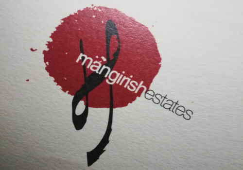 Brand Identity : Mangirish Estates