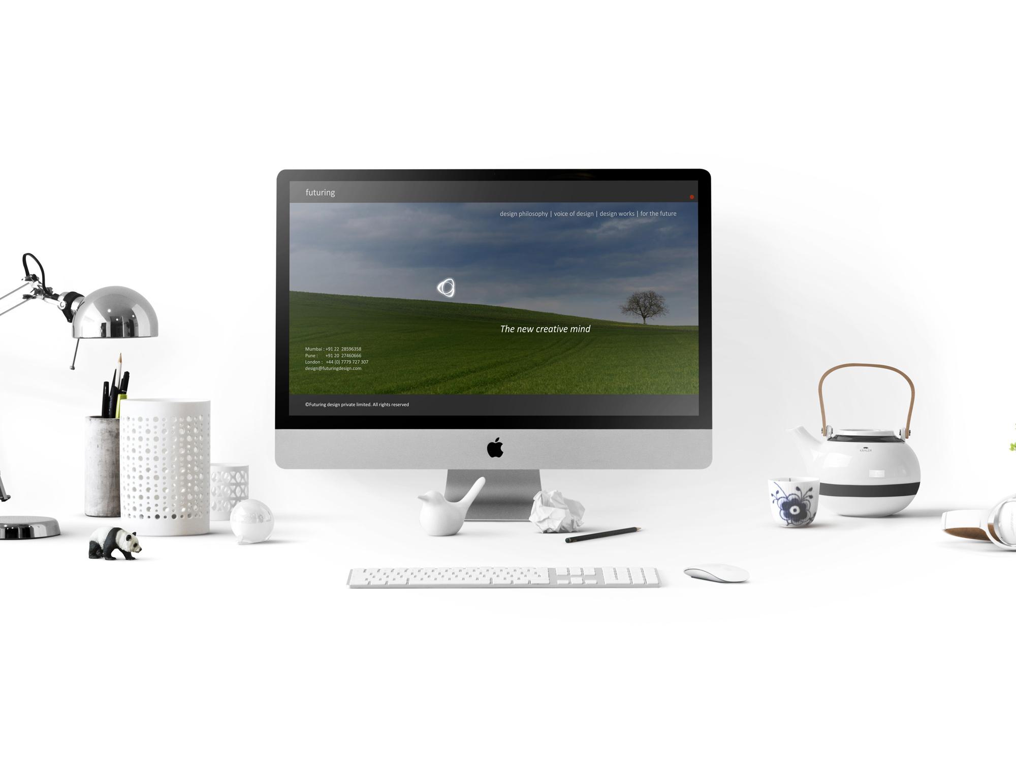 Website : Futuring Design
